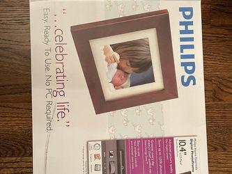 "Philips Digital Frame 10.4"" New for Sale in Houston,  TX"