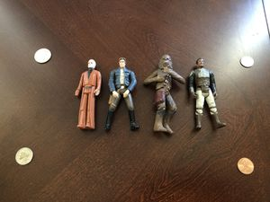 Star Wars Figures for Sale in Richmond, KY