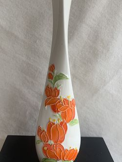 Hand Painted Bud Vase for Sale in Seattle,  WA