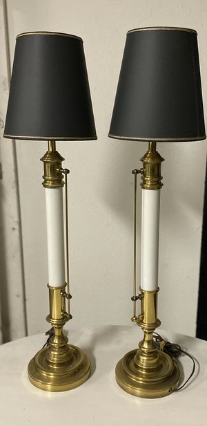 Vintage Candlestick Lamps for Sale in Diamond Bar, CA