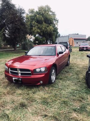 Dodge Charger Sxt for Sale in Tacoma, WA
