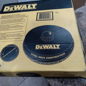 Dewalt Pressure Washer Surface Cleaner for Sale in Tolleson, AZ