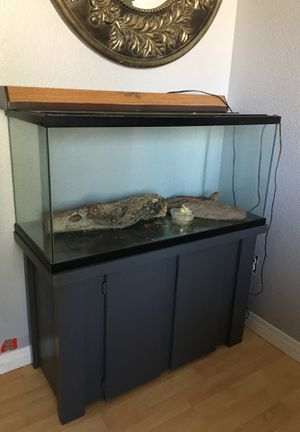 Iguana/cage/heat rock/light for Sale in Santa Maria, CA
