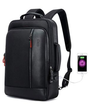 Intelligent Increase Backpack and Anti-Theft Laptop Rucksack with USB Charging Business Laptop Backp for Sale in Denver, CO