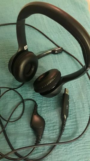USB Headset with Mic for Sale in Santa Ana, CA