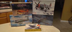 Vintage model airplanes. for Sale in Wesley Chapel, FL