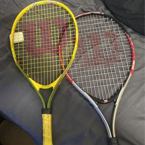Tennis Rackets for Sale in Lakewood, CA