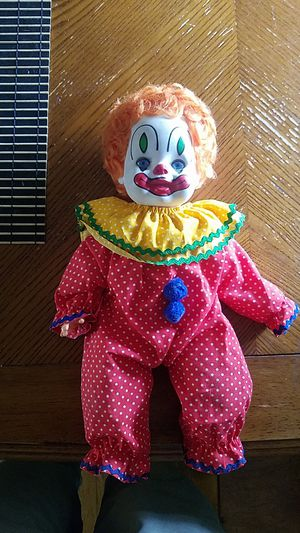 Antique clown doll for Sale in Portsmouth, VA