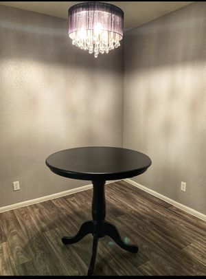Black Crystal Chandelier for Sale in San Antonio, TX