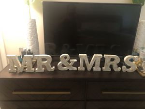 Light up Letters - Wedding for Sale in Chantilly, VA