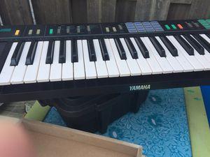 Yamaha keyboard for Sale in Sterling, VA