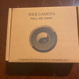 Web Cámara Full HD 1080p for Sale in Vancouver, WA