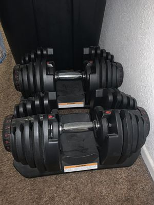 Bowflex dumbbells 1090 for Sale in Los Angeles, CA