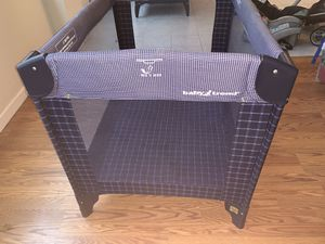 Babytrend pack n play for Sale in Alexandria, VA