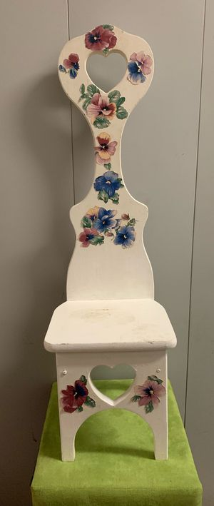 Antique Doll / Decor / Chair for Sale in Chicago, IL