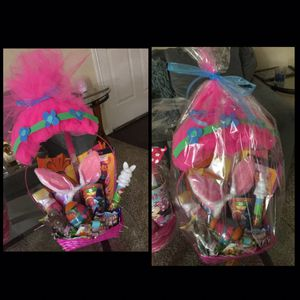 Trolls Easter Basket for Sale in Bedford, TX