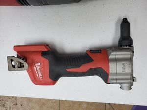 Milwaukee M12 rivet gun 140$!!! Tool only for Sale in Fort Worth, TX