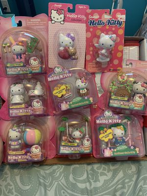 Hello Kitty Dream Land Toy Lot for Sale in Orlando, FL