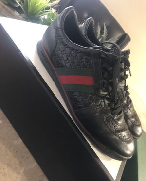 GUCCI men's shoes for Sale in Los Angeles, CA