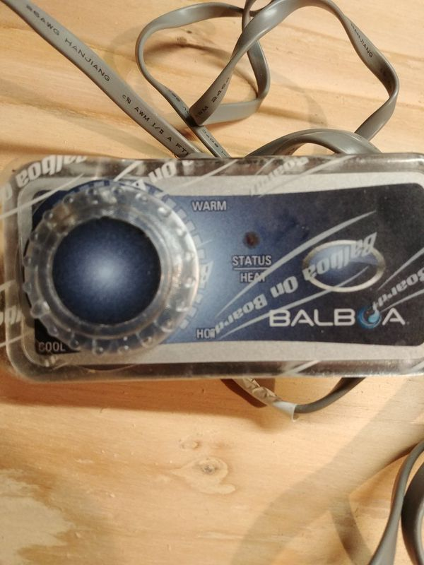 Analog Balboa Hot Tub Controller