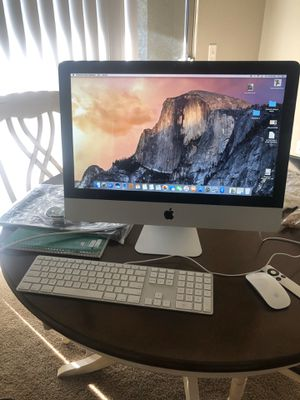 iMac excellent new condition for Sale in Las Vegas, NV