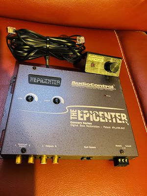 Audio Control Epicenter for Sale in Turlock, CA