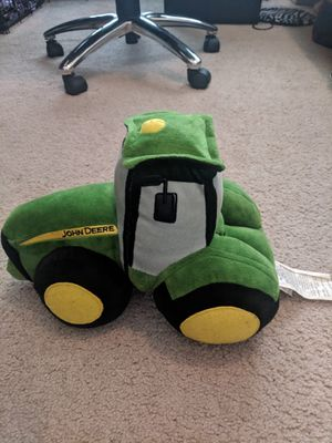 "John Deere 12"" Plush Tractor for Sale in Graham, NC"