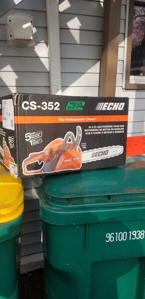 Echo chainsaw brand new in box for Sale in Joliet, IL