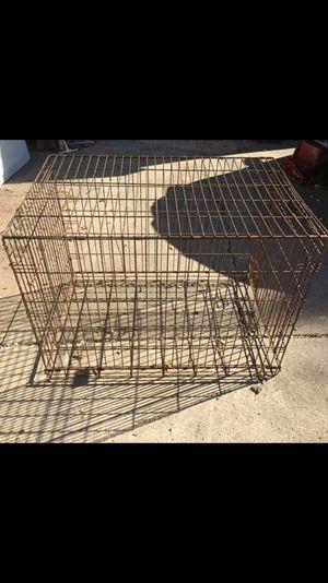 Dog cage for Sale in Detroit, MI