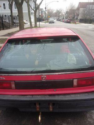 90 honda hatchback for Sale in Chicago, IL