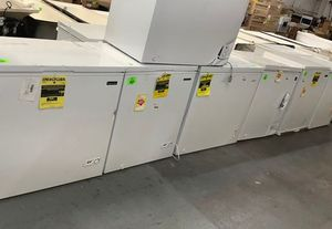 BRAND NEW CHEST FREEZERS‼️ APPLIANCE LIQUIDATION ‼️❄️❄️❄️❄️🥶🥶🥶🥶🧊🧊🧊🧊👍🏻 W71Y for Sale in Glendora, CA
