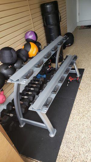 Professional Dumbbells Rack for Sale in Highland Beach, FL