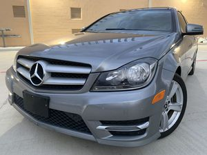 2013 Mercedes-Benz C-Class for Sale in Houston , TX