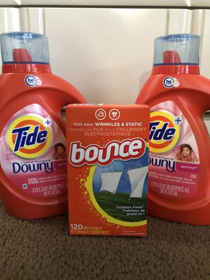 Laundry Detergent for Sale in Los Angeles, CA