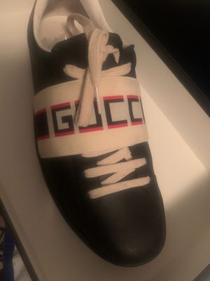 Gucci shoes sz 10.5 for Sale in Winter Haven, FL