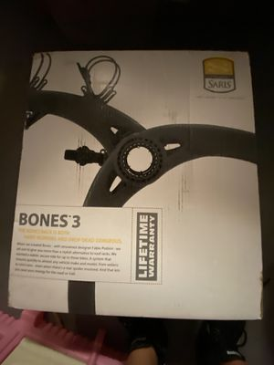 Bike Rack (Saris Bones 3) for Sale in Largo, FL