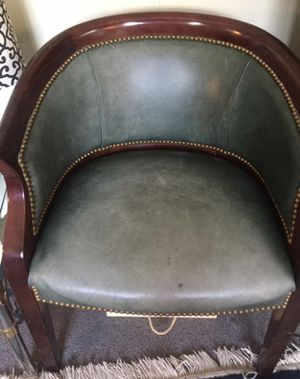Sage green side chair x2 for Sale in Nashville, TN