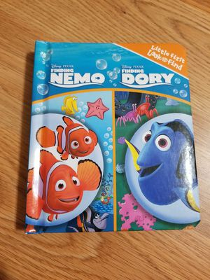 Finding Nemo/Finding Dory Look and Find Book for Sale in Vista, CA