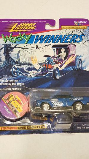 Johnny Lightning wacky winners Badman for Sale in Kissimmee, FL