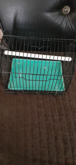 Birds cages leer discription for Sale in San Bernardino, CA