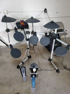 YAMAHA DTXPLORER ELECTRONIC DRUM SET for Sale in Renton, WA