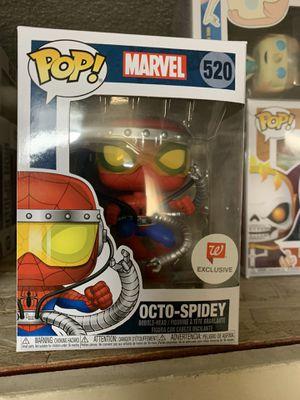 Octo-Spidey Pop - $6 for Sale in Riverside, CA