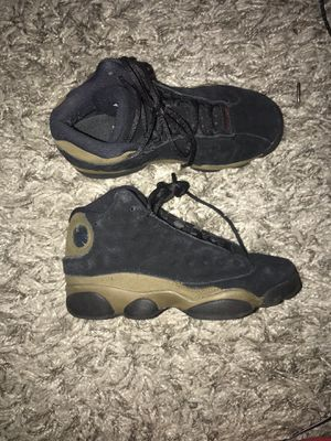 Air Jordan 13 grade school for Sale in Gaithersburg, MD