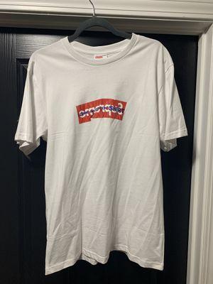 Supreme cdg box logo for Sale in Oakley, CA