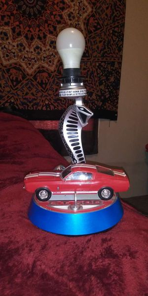 GT500 mustang Lamp for Sale in Oklahoma City, OK