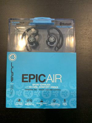 Jlab epic Air earbuds for Sale in Henderson, NV