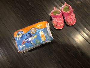 Huggies Little Swimmers size 4 for Sale in Los Angeles, CA