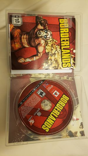 Borderlands PS3 for Sale in Fairfield, CA