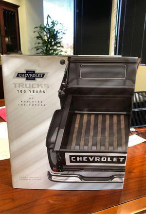 Chevrolet Trucks 100 years book. Like New for Sale in Yorba Linda, CA