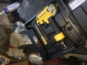 Air Nail Gun Dewalt for Sale in Alexandria, VA